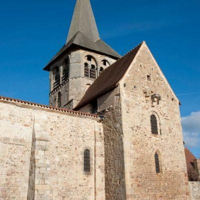 Église Saint-Patrocle